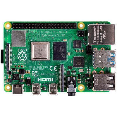 Raspberry Pi RP4KIT4GB development boards