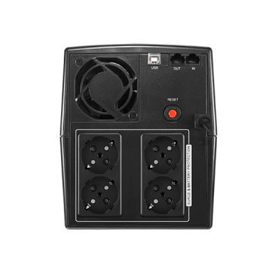 CyberPower UT1500E voltage regulator