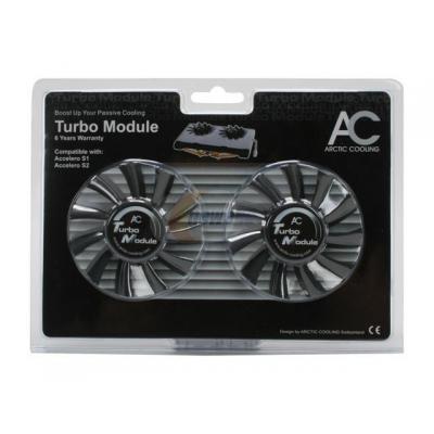 ARCTIC TURBO MODULE Hardware koeling