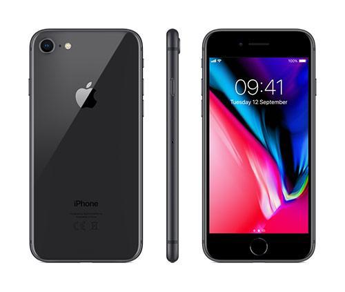 IPhone 8, los toestel met sim-only