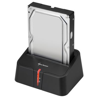 Sharkoon 4044951014057 HDD/SSD-dockingstations