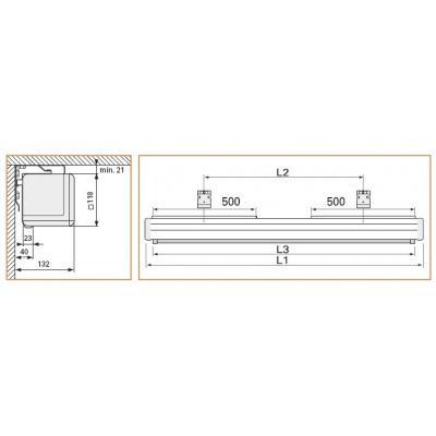 Projecta 10100107 projectiescherm