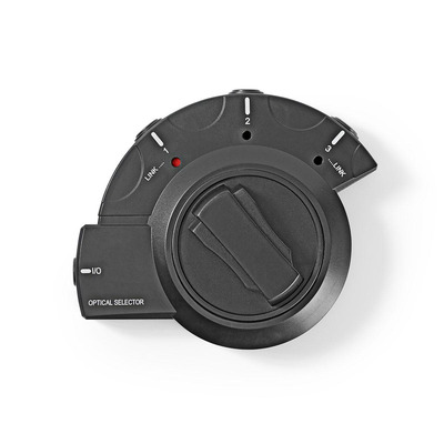 Nedis ASWI2503BK audioschakelaars