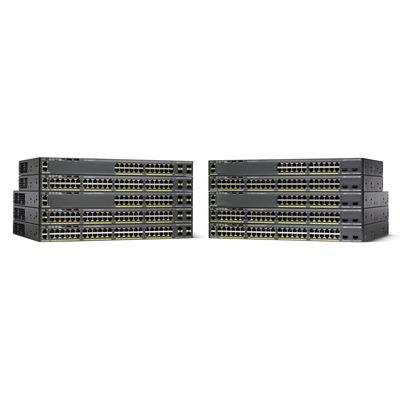 Cisco WS-C2960X-48LPS-L netwerk-switches