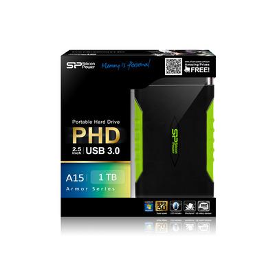 Silicon Power SP010TBPHDA15S3K externe harde schijven