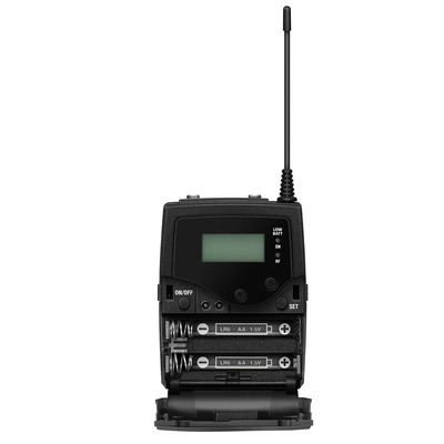 Sennheiser 509598 Draadloze microfoonontvangers