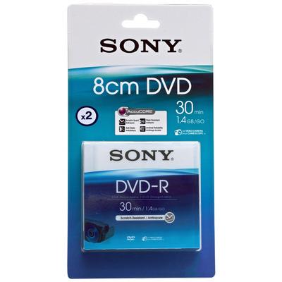 Sony 2DMR30A-BT (her)schrijfbare DVD's