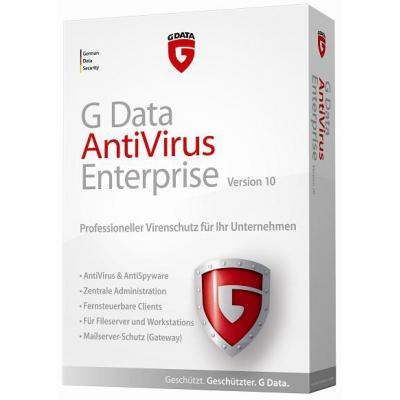 G DATA 20381 antivirus- & beveiligingssoftware