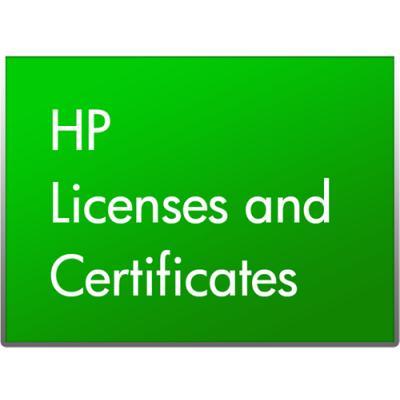 HP H6S55AAE software licentie