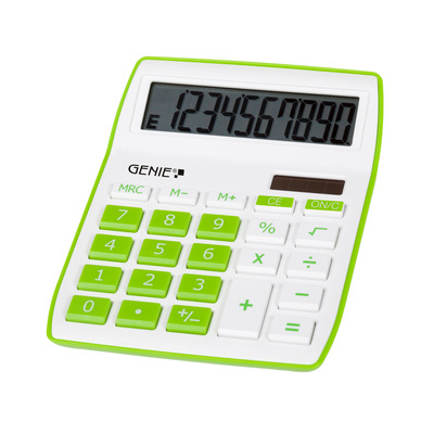 Genie 12266 Calculatoren
