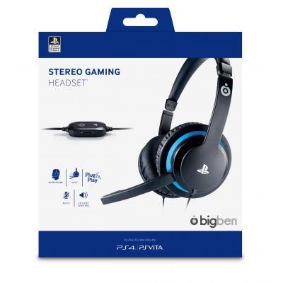 Bigben Interactive PS4OFHEADSETV2 headset