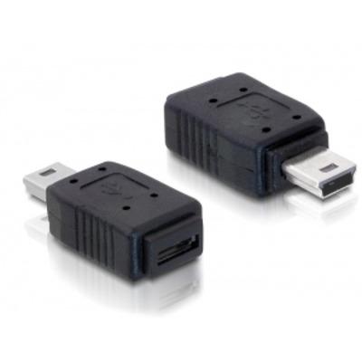DeLOCK 65155 kabeladapters/verloopstukjes