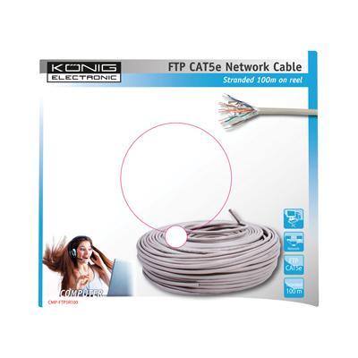 König CMP-FTP5R100 netwerkkabel