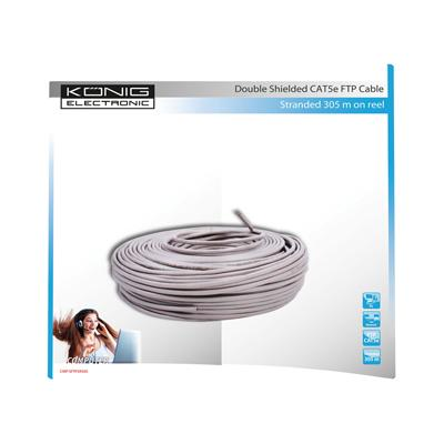 König CMP-SFTP5R305 netwerkkabel