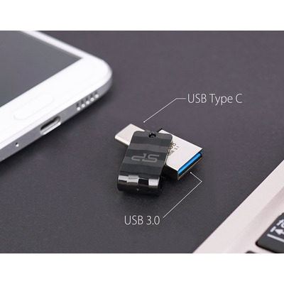 Silicon Power SP064GBUC3C31V1K USB-sticks