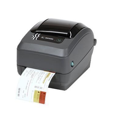 Zebra GX43-102520-000-STCK1 labelprinter