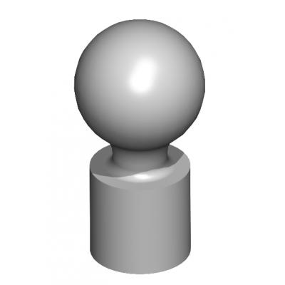 SmartMetals 003.1152 Projectorbevestigingsaccessoires