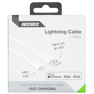 Accezz KABELLIGHT36214501 Accessoires voor draagbare apparaten