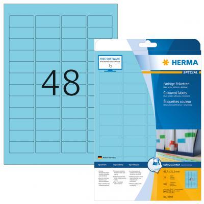 HERMA 4368 etiket
