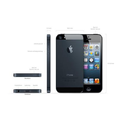 Apple MD297CPLG smartphone
