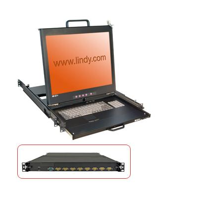 Lindy 21650 rack console