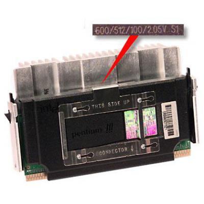 HP 155592-001-RFB processor