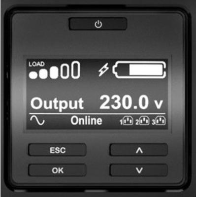 APC SRT2200RMXLI-NC UPS