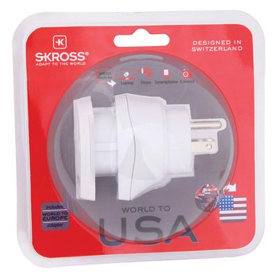 Skross 1.500204 stekker-adapters