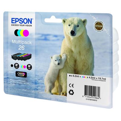 Epson C13T26164020 inktcartridges