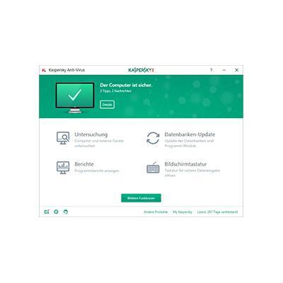 Kaspersky Lab KL1171GCADR software