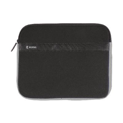 König CSNBSLV300BL laptoptas