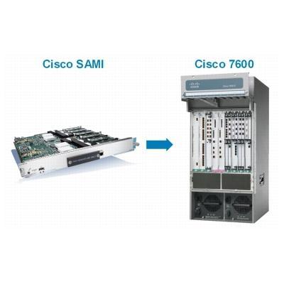 Cisco WS-SVC-SAMI-BB-K9= netwerkkaart