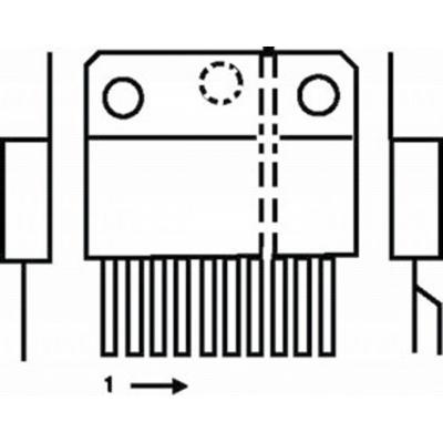 Sanken STRS6707-SKN voltage regulator