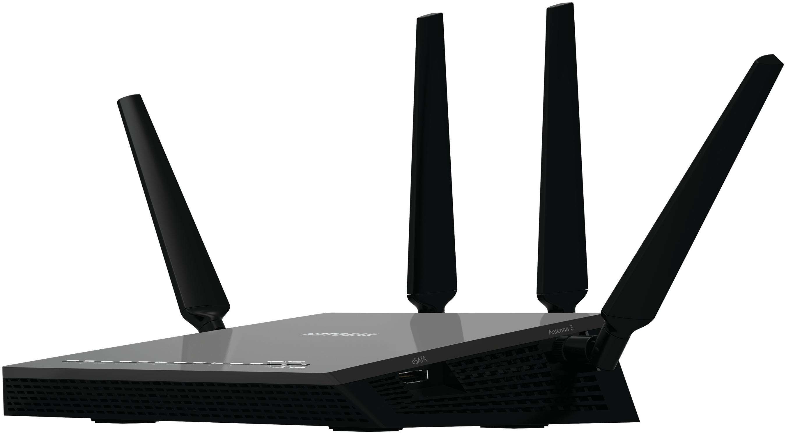 how to connect to nighthawk x4s router wireless