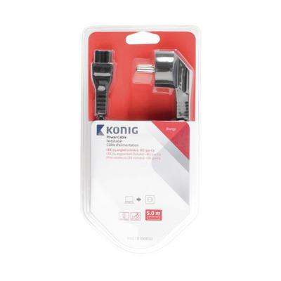 König KNE10100B50 electriciteitssnoer