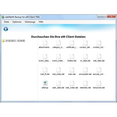 zebNet ESD-201311-03 product