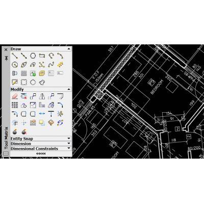 Corel ESDCCAD2018ML software