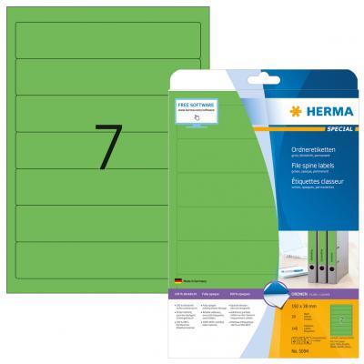 HERMA 5094 etiket