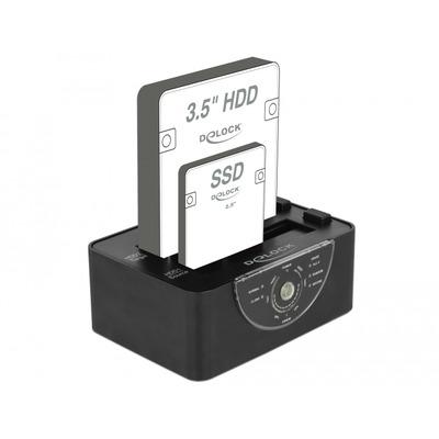 DeLOCK 63992 HDD/SSD-dockingstations