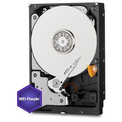 Western Digital WD80PUZX interne harde schijf