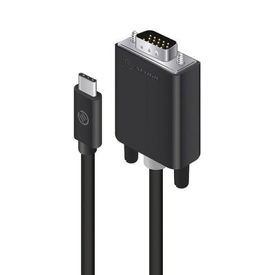 ALOGIC ELUCVG-02RBLK video kabel adapters