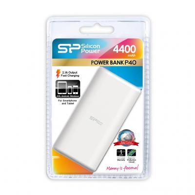 Silicon Power SP4K4MAPBKP40C4W powerbank