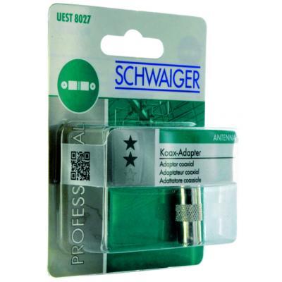 Schwaiger UEST8027531 coaxconnector