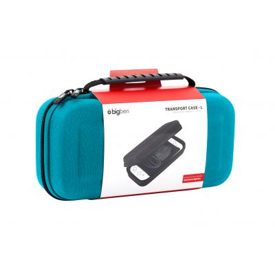 Bigben Interactive SWITCHPOUCHLBLUE portable game console case