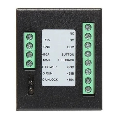 Dahua Technology DEE1010B Accessoires voor toegangscontrolelezers
