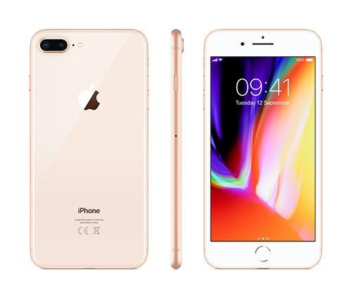 cb6ba1447 Apple smartphone iPhone 8 Plus 64GB Gold MQ8N2ZD A kopen – Online ...