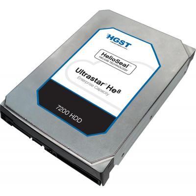 HGST HUH728060ALE600 interne harde schijf