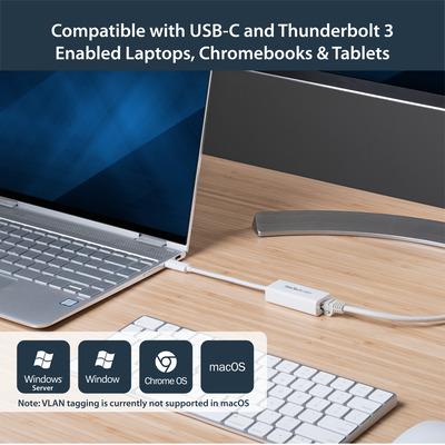 StarTech.com US1GC30W Netwerkkaarten