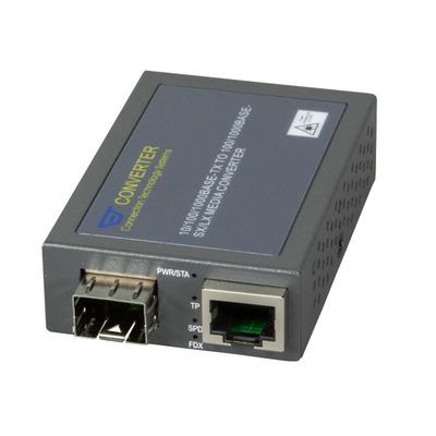 EFB Elektronik MCT-3002SFP-DR netwerk media converters