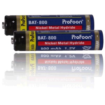 Profoon BAT800 Reserve-onderdelen & accessoires voor telefoons